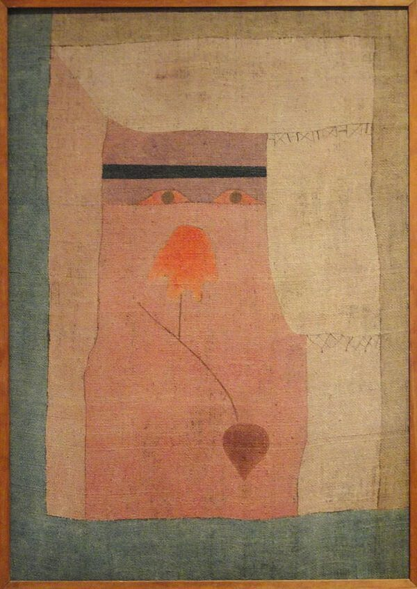 Arab Song, 1932, by Paul Klee