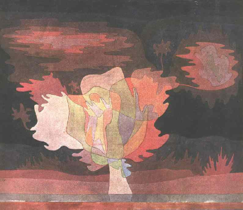 Before the Snow, 1929 by Paul Klee
