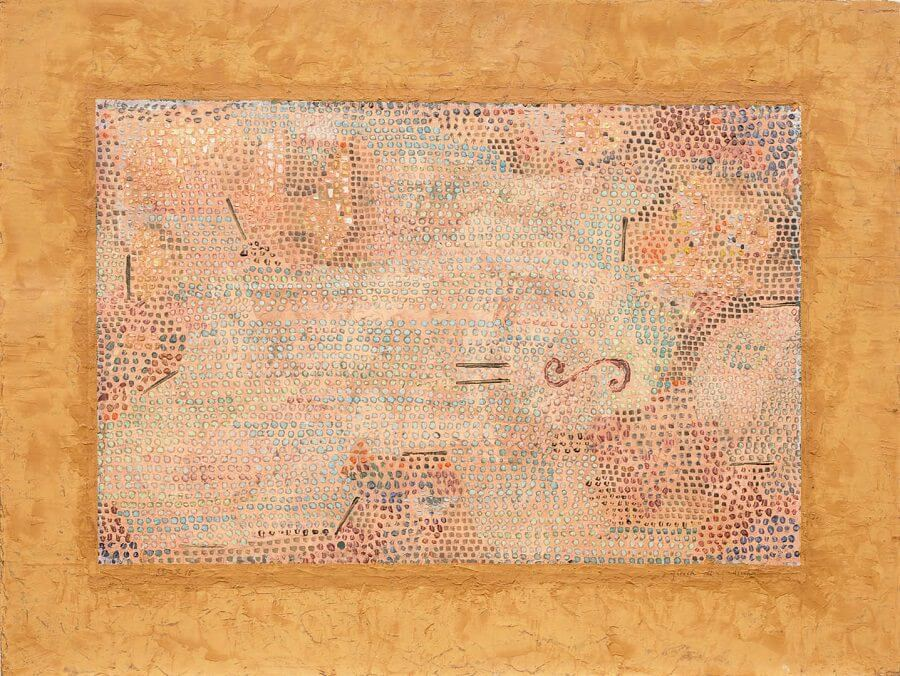 Equals Infinity, 1932 by Paul Klee