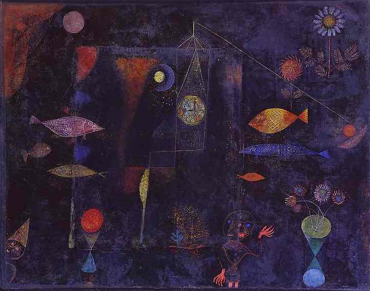 paul klee 39 s paintings